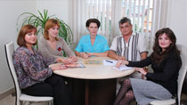 Echipa de psihoterapeuti